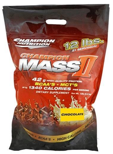 Champion Mass II 12 Lbs