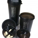 Bình Lắc Shaker 4 Ngăn Ultimate
